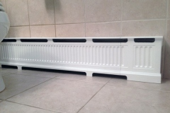 Baseboard Radiator Cover Federal Style