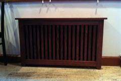 Seattle Wood Radiator Cover