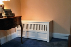 Tacoma Radiator Cover w/Baseboard Moulding Cut-Out