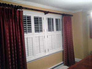 Wood Interior Shutters